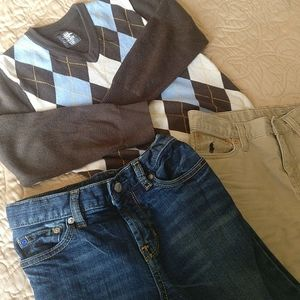 🇨🇦 Jeans and more bundle size 6-7 EUC